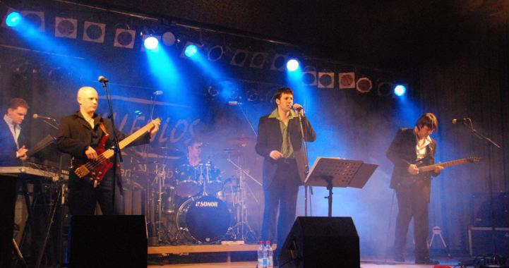 Ryder auf der Bühne 2008